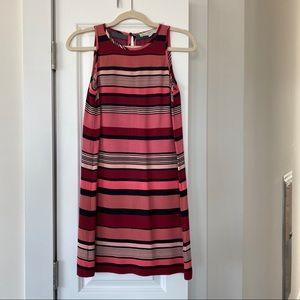 Striped Loft Shift Dress